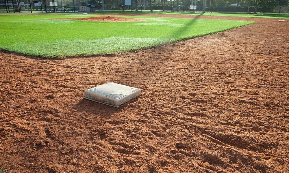 Heart Champions baseball field