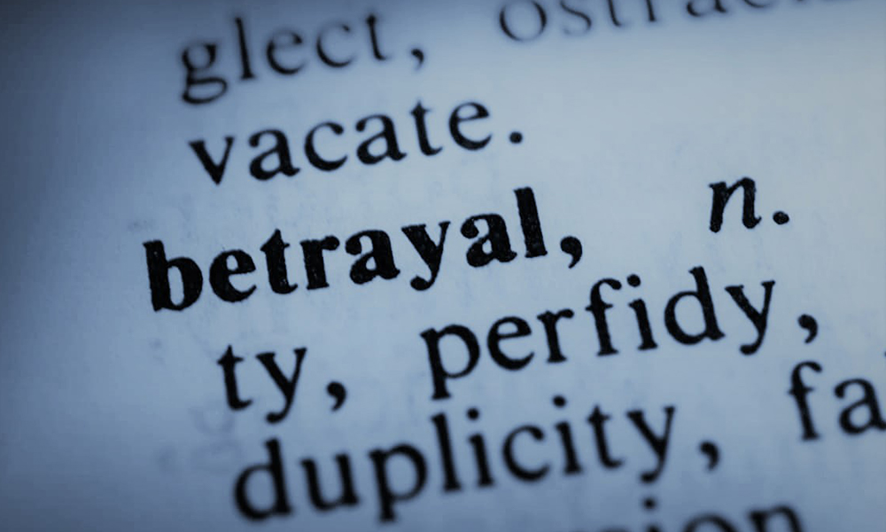 """Why Can't She Just Get Over It!?"""" Betrayal Trauma and the"""
