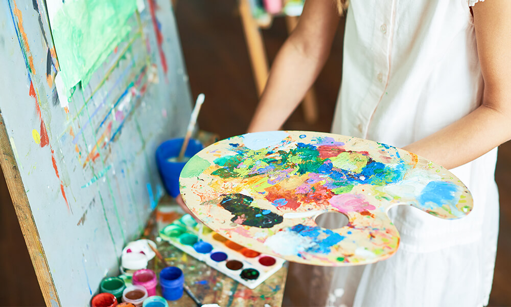 Art Therapy for the Anxious Adolescent