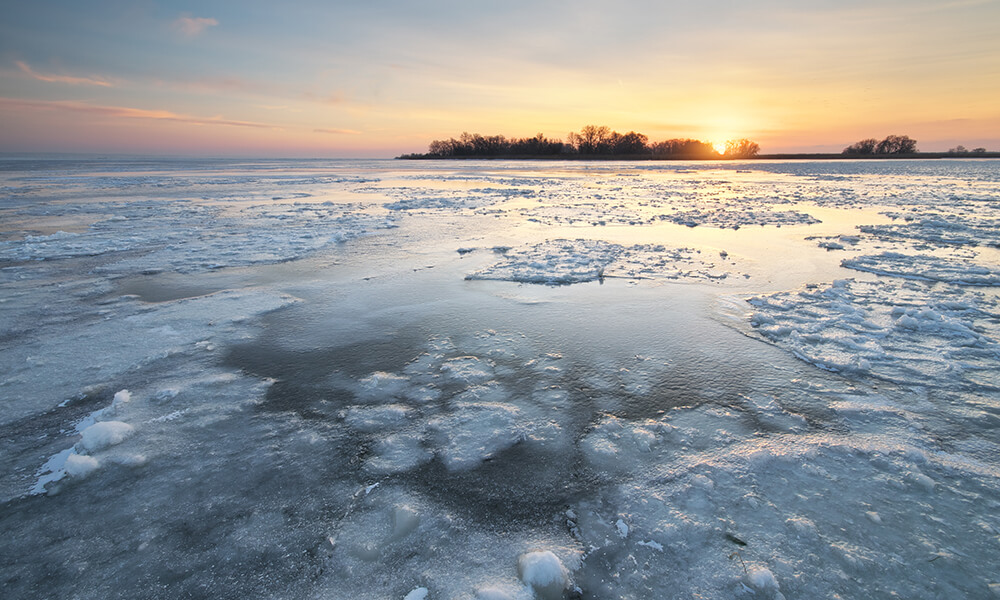 Water and Ice— Two Symbols of Emotional Wisdom